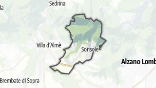 Hartă / Sorisole