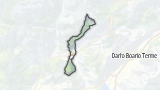 Hartă / Rovetta