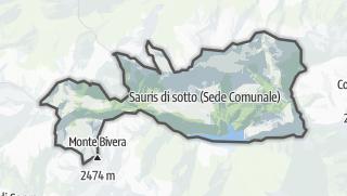 מפה / Sauris