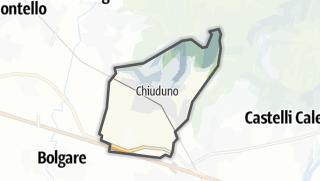 Hartă / Chiuduno