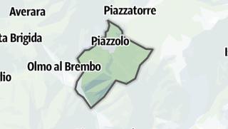 Hartă / Piazzolo