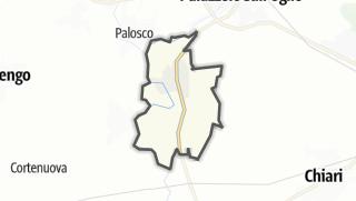 מפה / Pontoglio