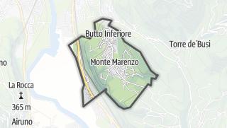 地图 / Monte Marenzo