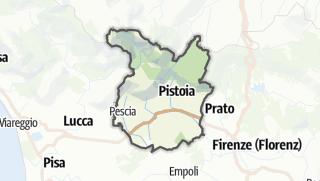 地图 / Pistoia