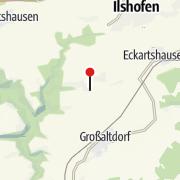 Mapa / Freibad Unteraspach