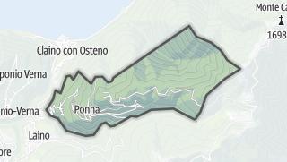 Kartta / Ponna