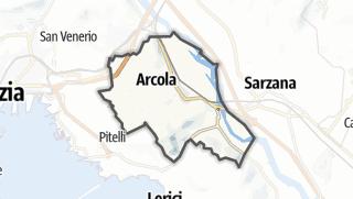 Carte / Arcola