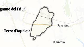 מפה / Villa Vicentina