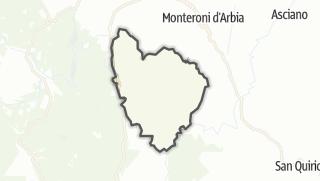 מפה / Murlo