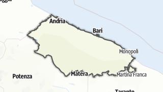 Карта / Bari