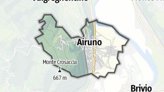 地图 / Airuno
