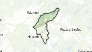 地图 / Casola in Lunigiana