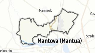 地图 / Porto Mantovano