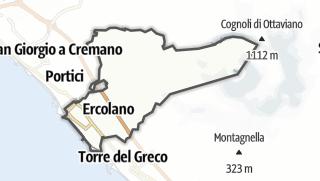 地图 / Ercolano