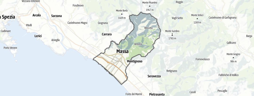 地图 / 在Massa里的远足