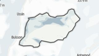Karte / Chamois