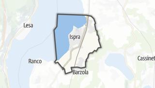 Mapa / Ispra