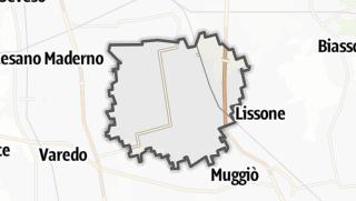Mapa / Desio