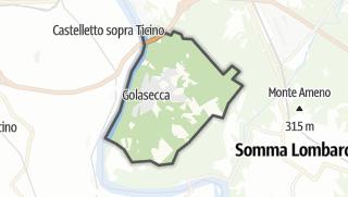 Mapa / Golasecca