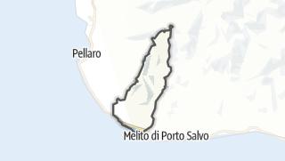 Mapa / Montebello Ionico