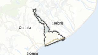 Mapa / Roccella Ionica