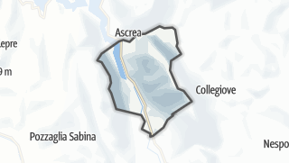 Mapa / Paganico Sabino