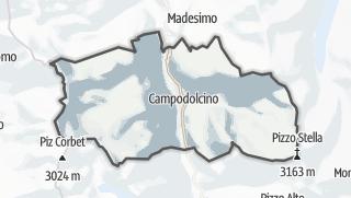 מפה / Campodolcino
