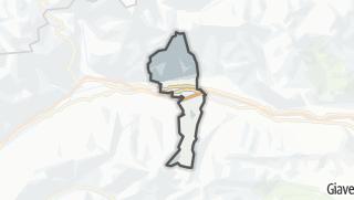 מפה / Bussoleno