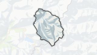 Mapa / Bessans