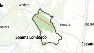 Mapa / Arsago Seprio