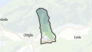 Mapa / Brenta
