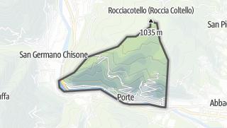 מפה / Porte