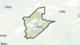 Mapa / Azzio