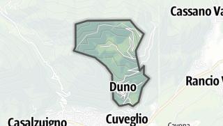 Mapa / Duno