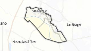 Carte / Cimadolmo