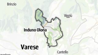Mapa / Arcisate