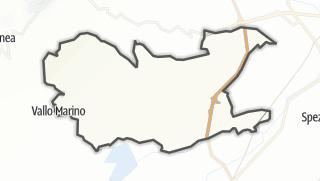 Térkép / Altomonte