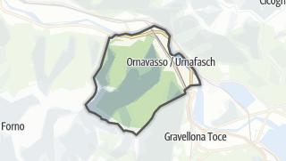 מפה / Ornavasso