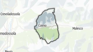 מפה / Druogno