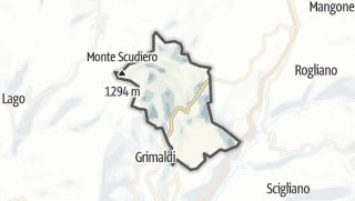 Térkép / Malito