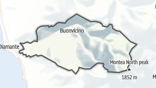 Mapa / Buonvicino