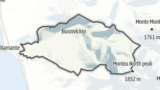 Térkép / Buonvicino
