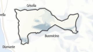 Mapa / Maierà
