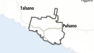 Térkép / Leporano