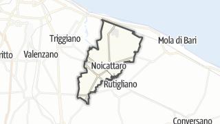 Térkép / Noicattaro