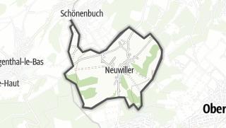 מפה / Neuwiller