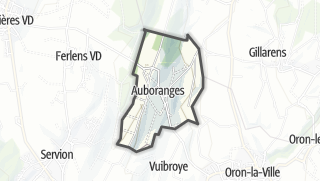 Mapa / Auboranges
