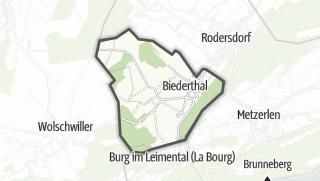 מפה / Biederthal