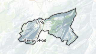 מפה / Bas-Intyamon