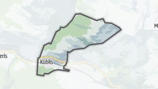 מפה / Küblis
